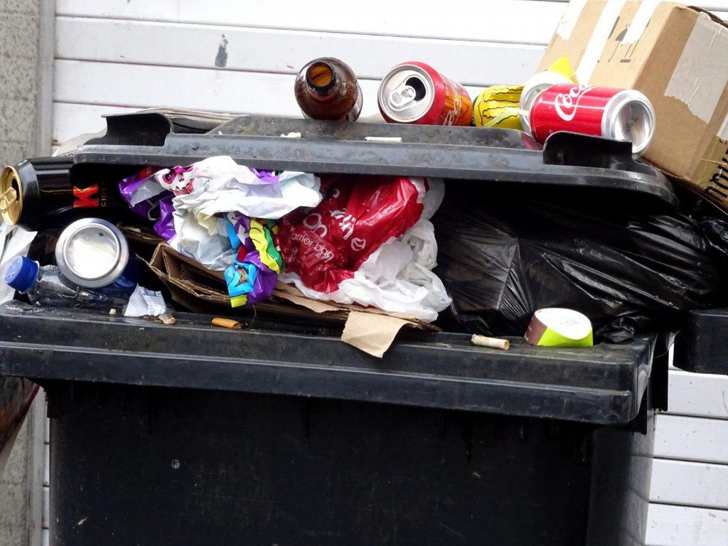 overflowing-trash-bin